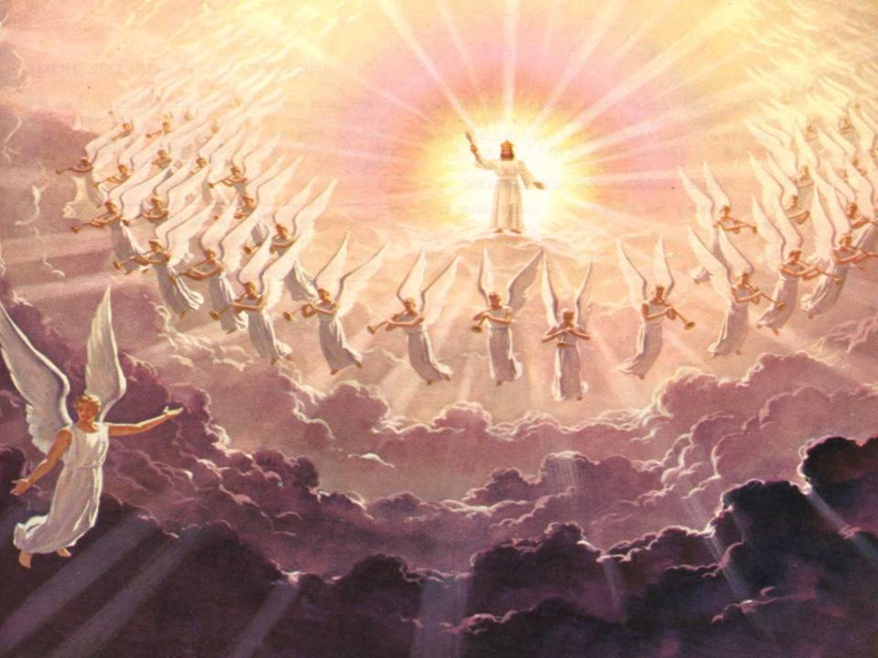 A natureza dos anjos