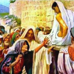 viúva e Jesus
