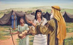 As Quatro Crises de Agar e Ismael ~ Gênesis 21