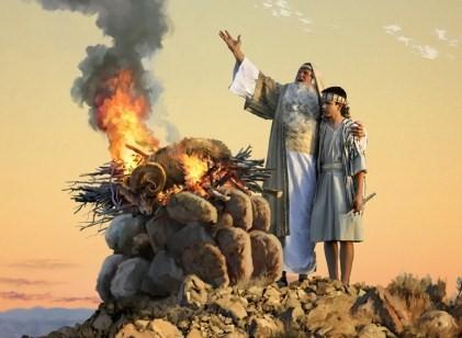 Estudo sobre Abraão  - Genesis 22