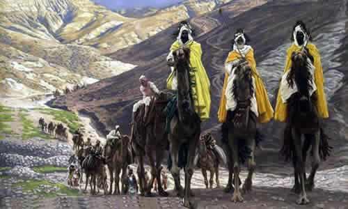 Os Magos do Oriente Mateus 2