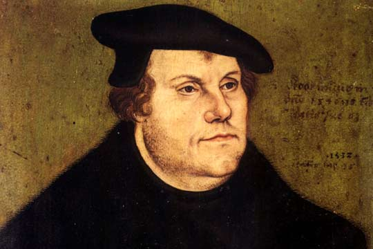 Martinho Lutero Teologia Protestante
